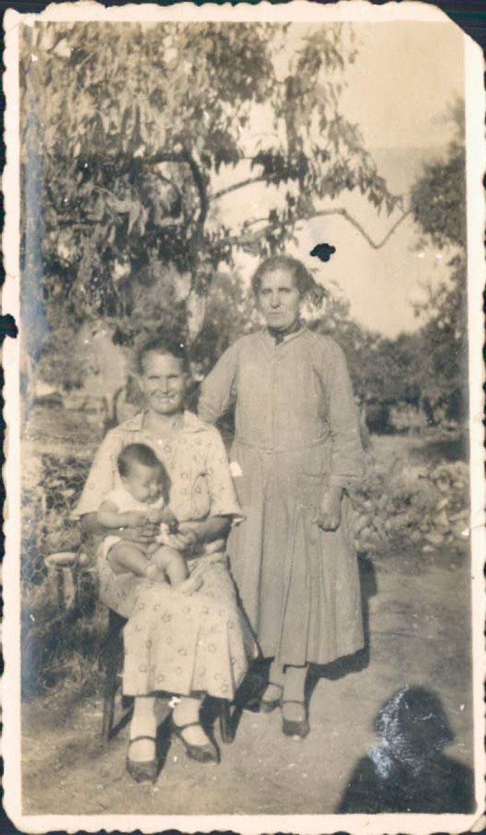 Hermanas – 1903