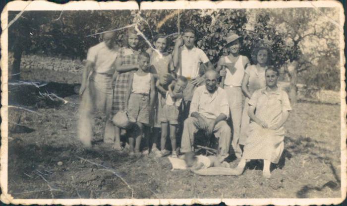 Familiares – 1903