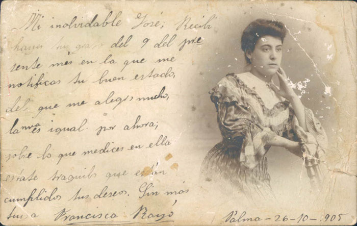 Abuela – 1905