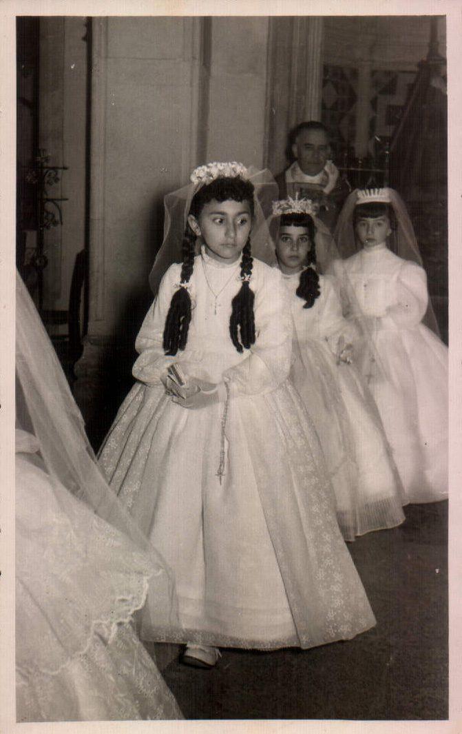 COMUNION - 1960