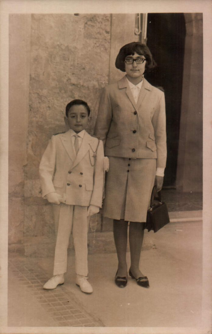DOS HERMANOS, LA MAYOR Y EL PEQUEÑO - 1966