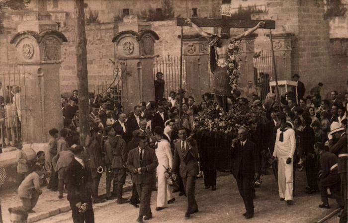Processó Cristo navegantes – 1918
