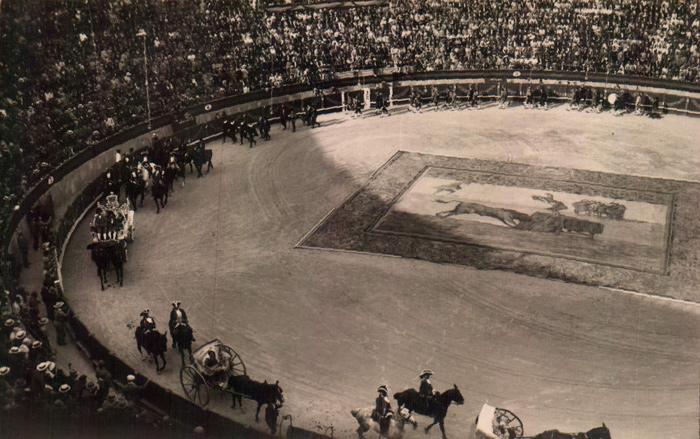 Plaça toros – 1918