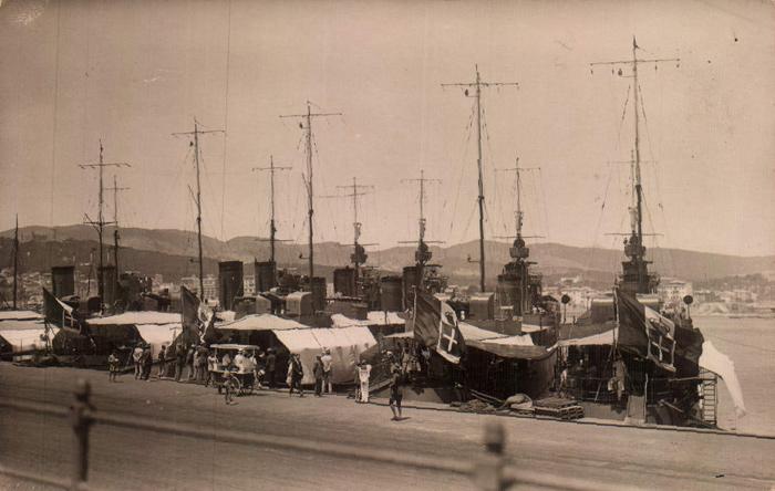 Flota italiana – 1921