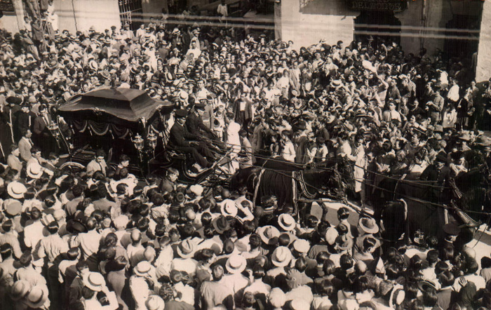Entierro – 1923