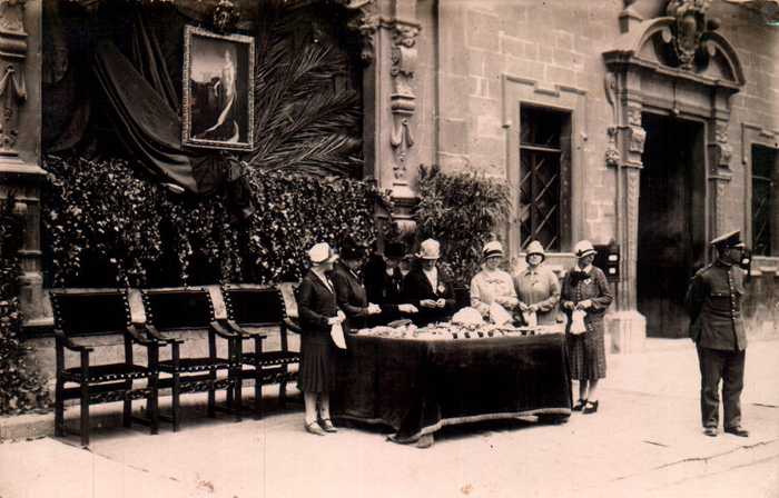 Mesa petitoria (Aj. Palma) – 1922