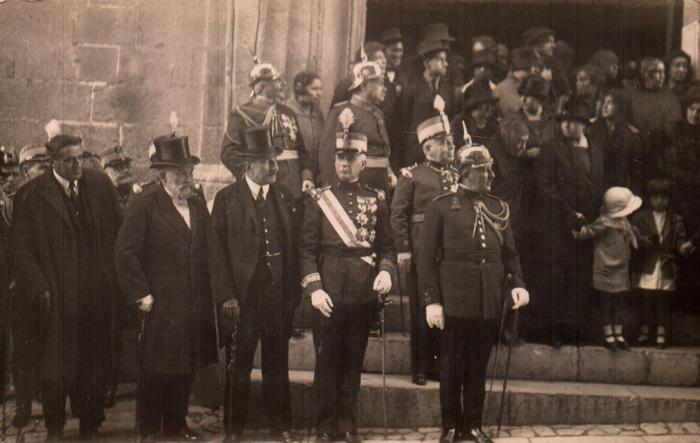 Desfile – 1919