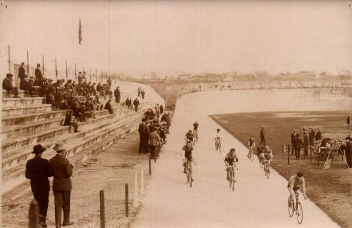 Velódromo – 1921