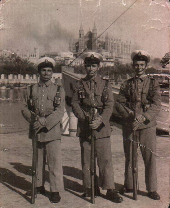 SERVEI MILITAR - 1956