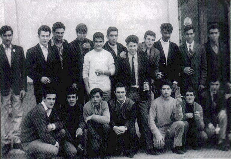 Quintos – 1967