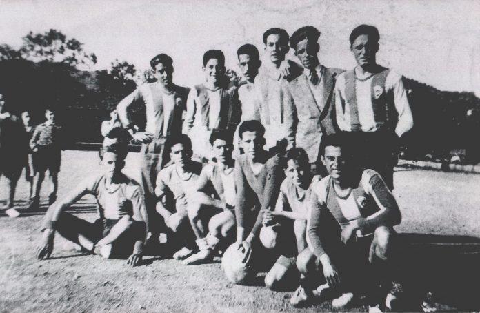 C.F. MORRALLA - 1945