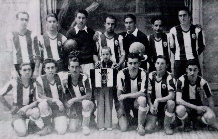 C.F. MORRALLA - 1940