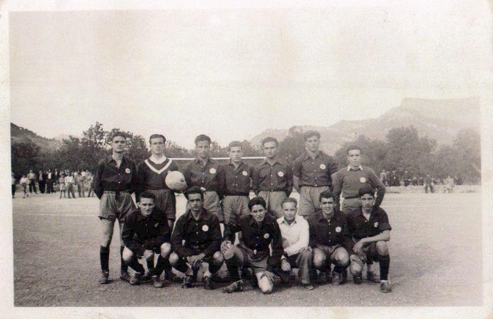 CONGREGANTS - 1955
