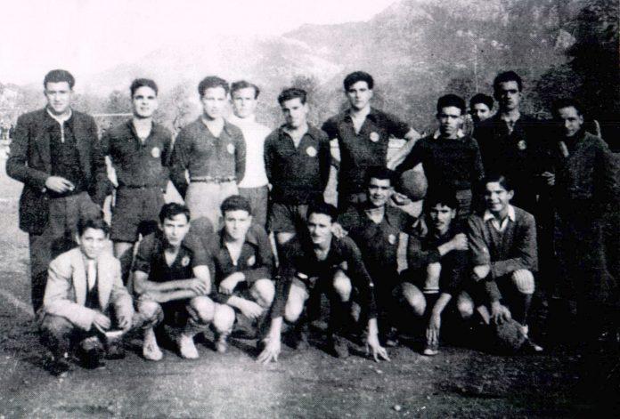 CONGREGANTS - 1952