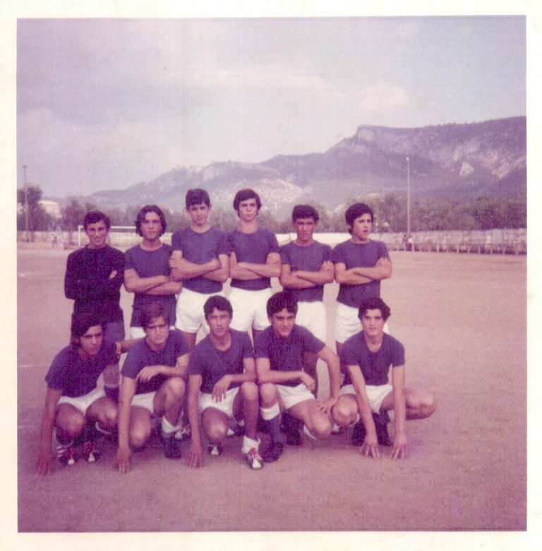 C.E. Andratx Juvenils – 1972