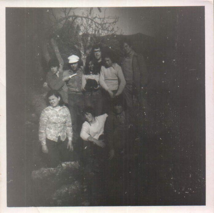PARC AMB JOVENOTS - 1975