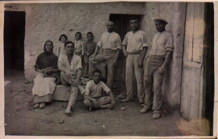 CIMENTERA - 1933