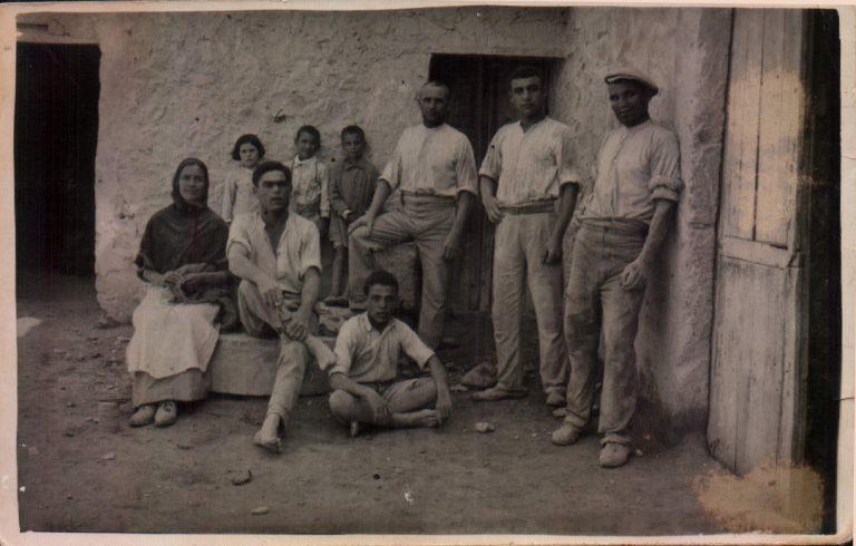 Cimentera – 1933