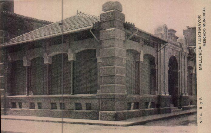 MERCADO MUNICIPAL - 1917