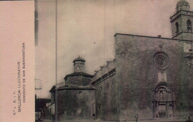 Convento de San Buenaventura – 1917