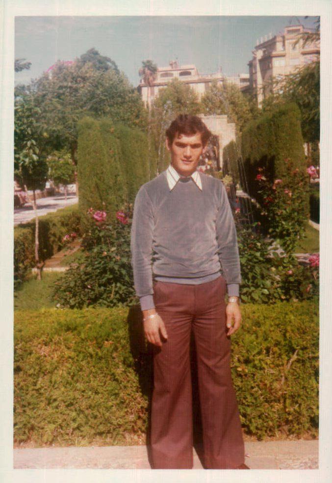 PERSONA PASEO SAGRERA - 1971