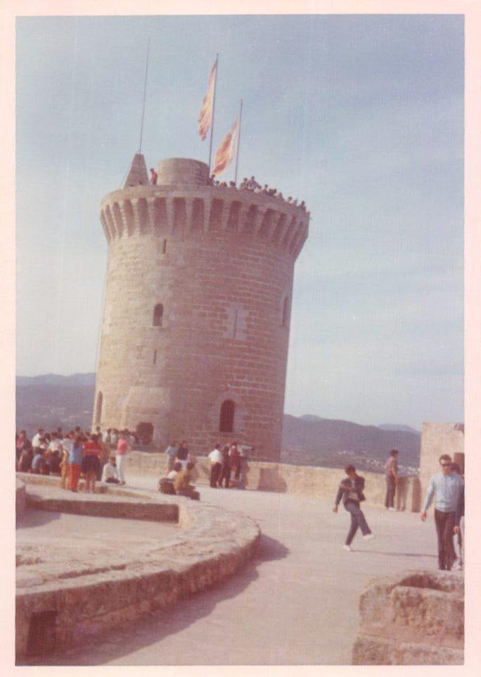 CASTILLO BELLVER - 1969