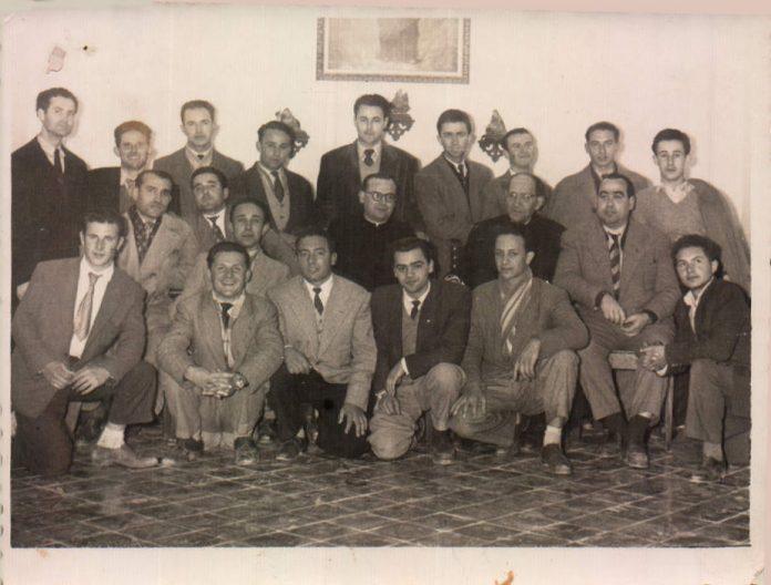 GRUPO AMIGOS - 1955