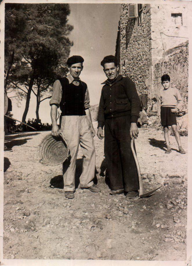 CARRETERA MONTISSION - 1956