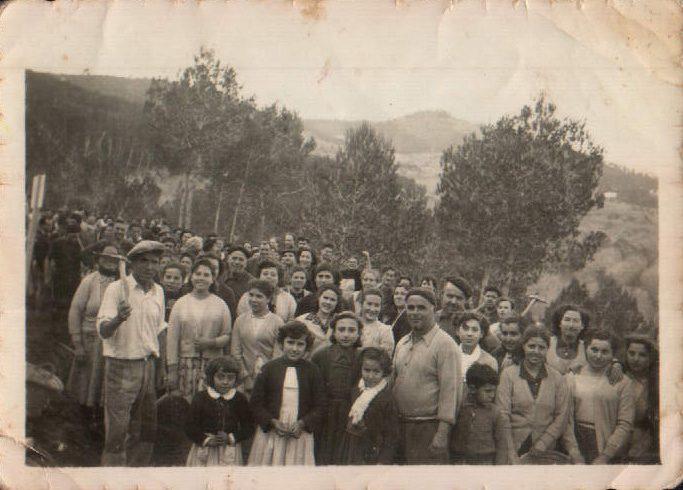 CARRETERA MONTESION - 1956
