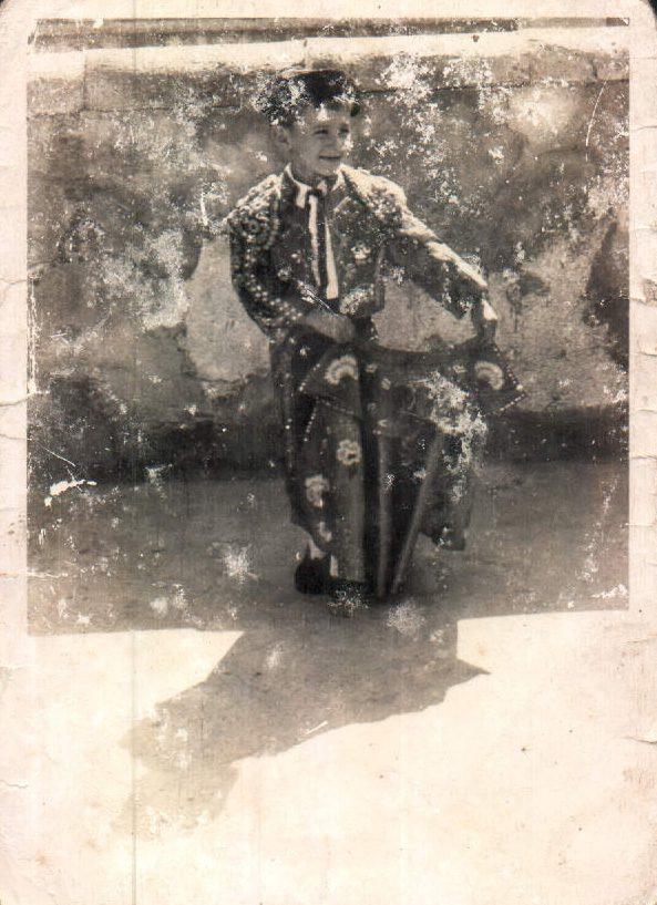NIN VESTIT DE TORERO - 1966