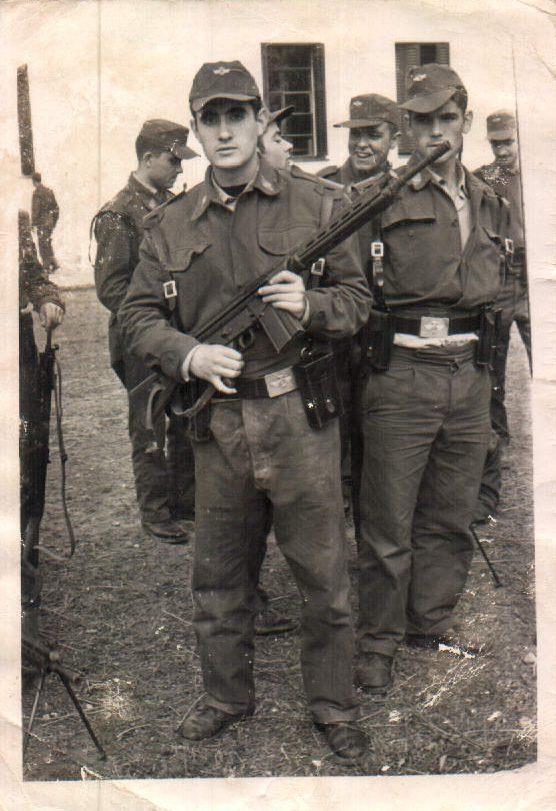 SOLDATS - 1968