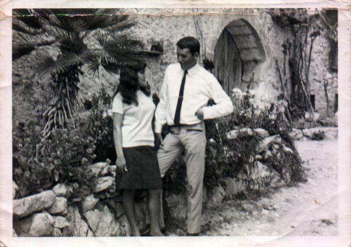 PARELLA D´ENAMORATS - 1967