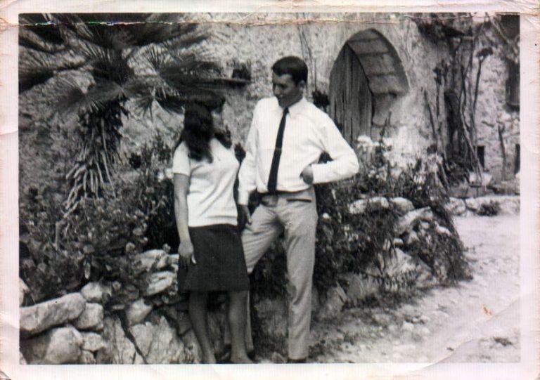 Parella d'enamorats – 1967