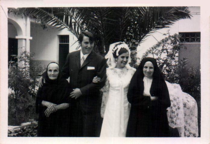 BODA EN FAMILIA - 1969