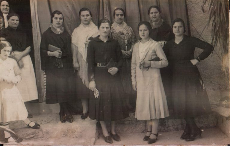 Amigues de Catalina Bauzá Mut – 1930