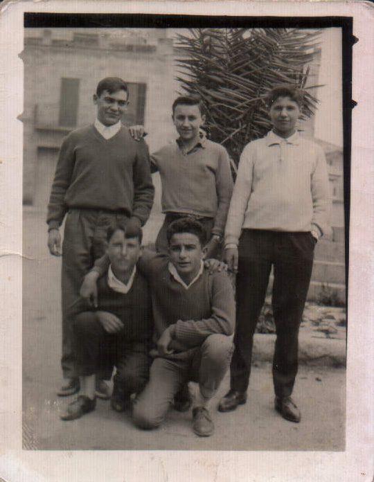 AMICS PEP MASCARO - 1962