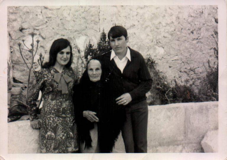 Primera centenaria a Vilafranca, Coloma Mut – 1969