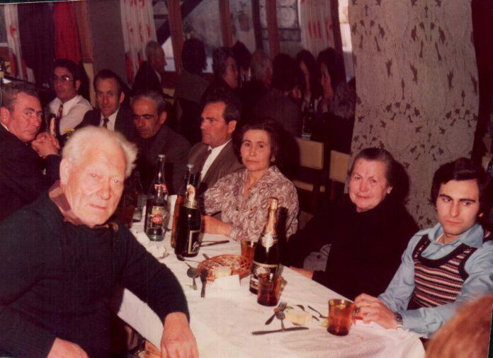 COMIDA FAMILIAR - 1970