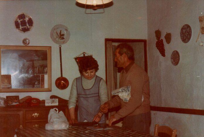 EN CASA MATEO PORTELLS - 1978
