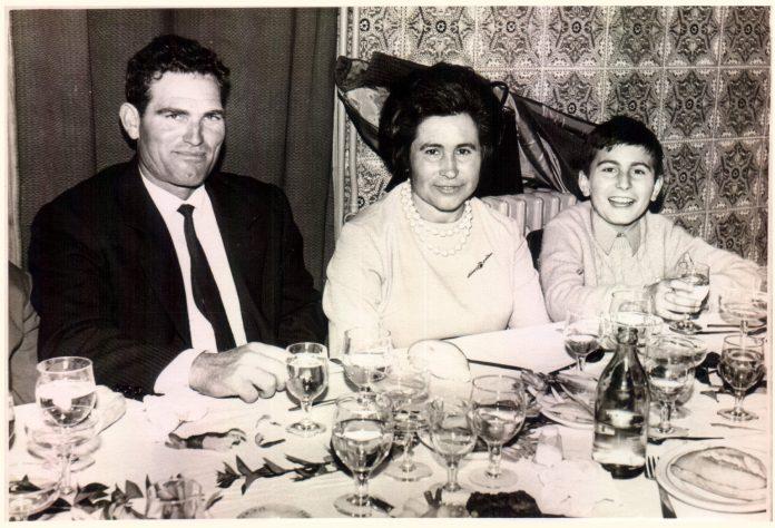 FAMILIA PORTELLS-RIUTORT - 1964