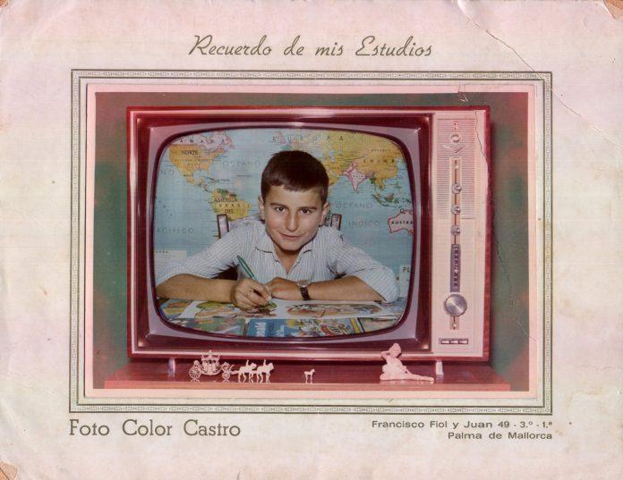 RECUERDO MIS ESTUDIOS (45 PESETAS) - 1969
