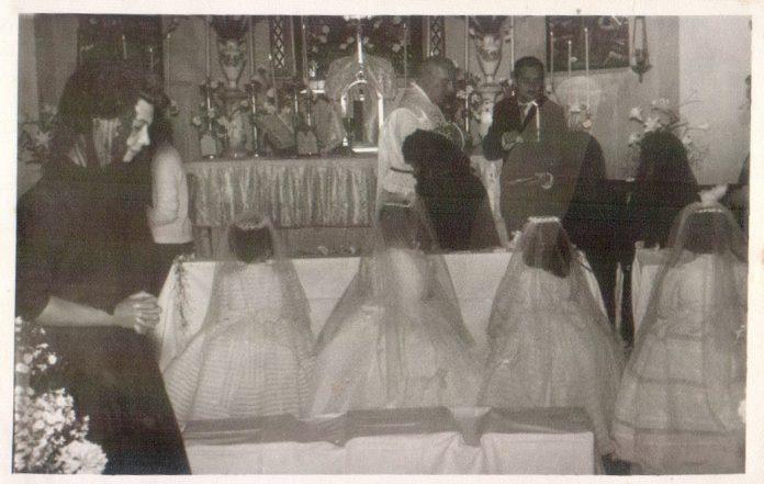 RETRATO COMUNION - 1952