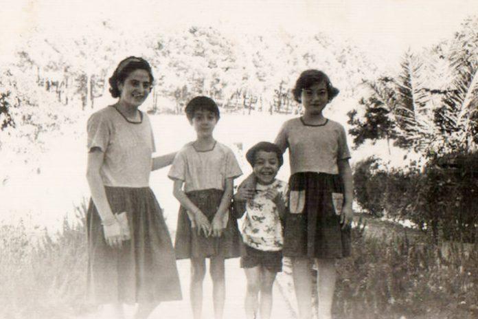 GRUPO NIÑOS - 1961