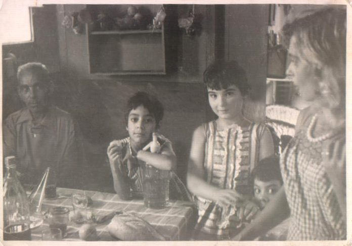 COMIDA FAMILIAR - 1962