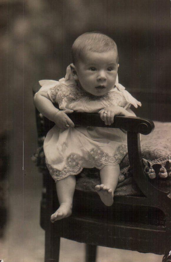 FOTO A UN NADO - 1929