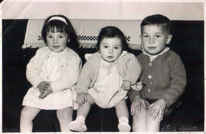TRES DELS MEUS GERMANS - 1965