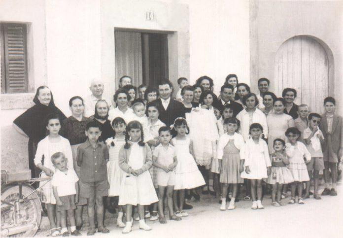 BAUTIZO - 1957