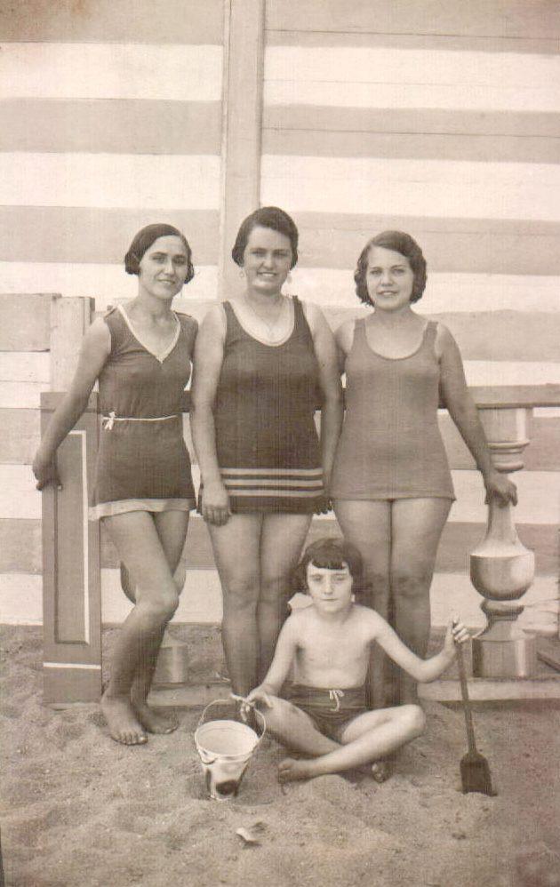 DE PLAYA - 1929