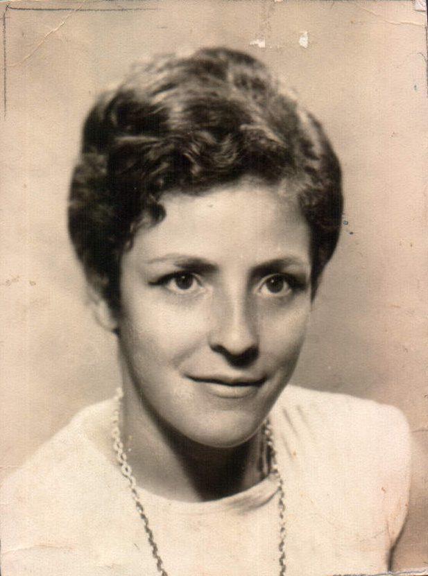 FOTO DE ESTUDIO MIS 20 AÑOS - 1968