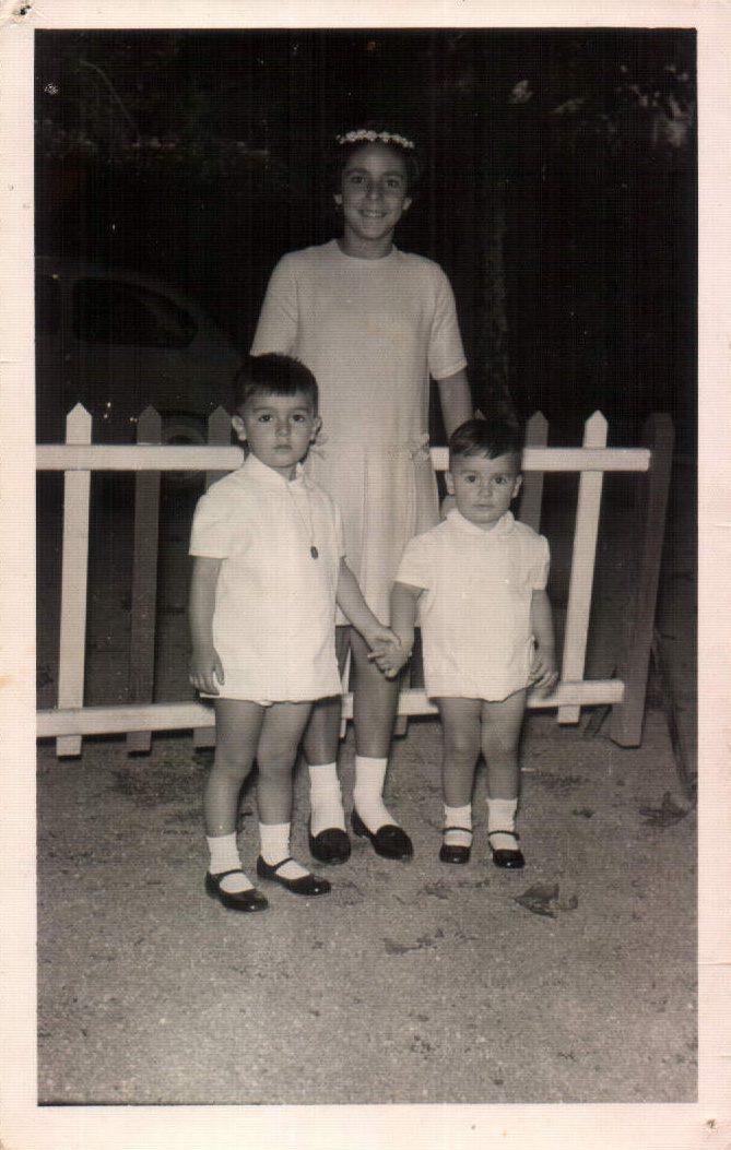 TARDE EN EL PARQUE - 1960